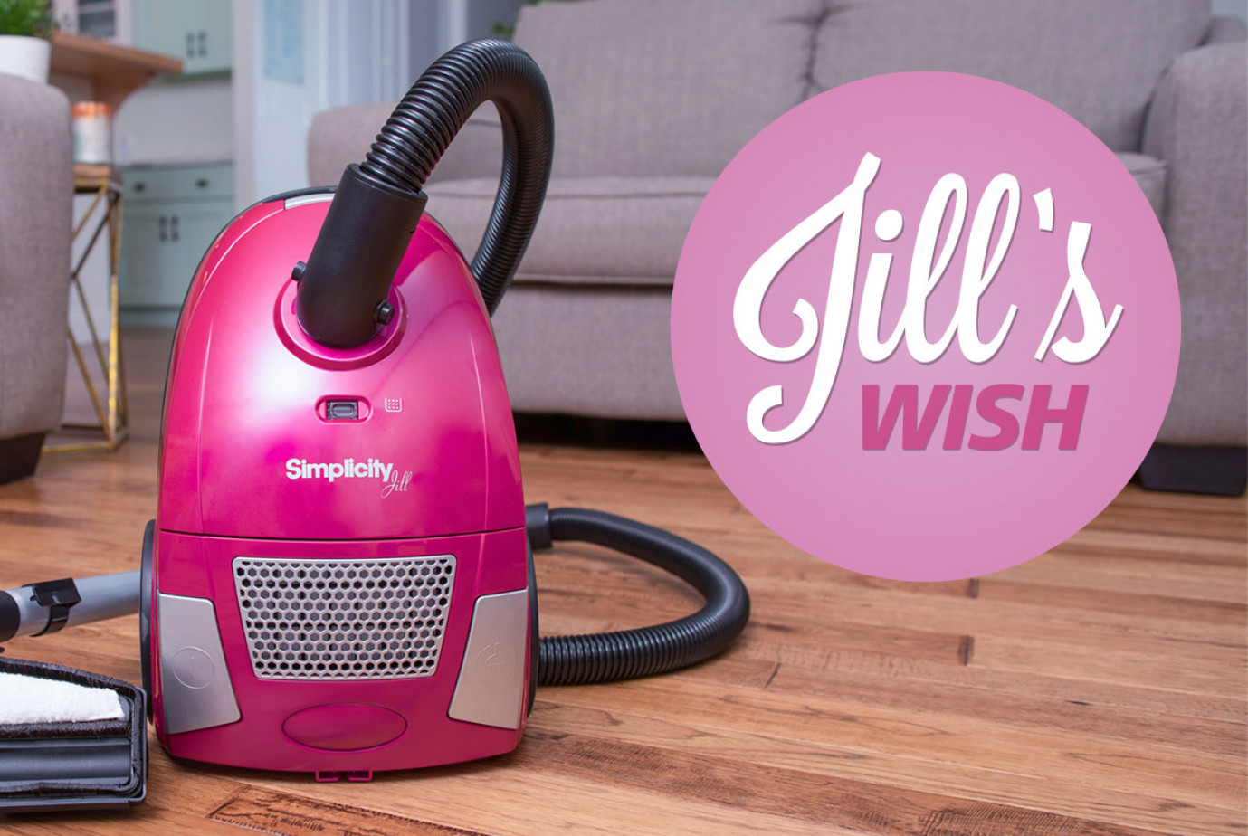 Simplicity Partners with Jill's Wish Breast Cancer Charity